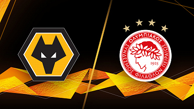 UEFA Europa League - Match Replay: Wolves vs. Olympiacos