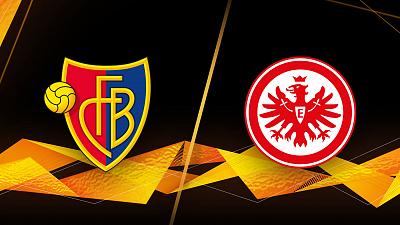 UEFA Europa League - Match Replay: Basel vs. Frankfurt