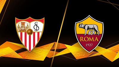 UEFA Europa League - Match Replay: Sevilla vs. Roma