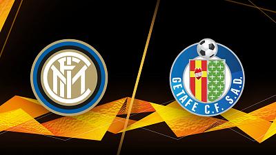 UEFA Europa League - Match Replay: Internazionale vs. Getafe