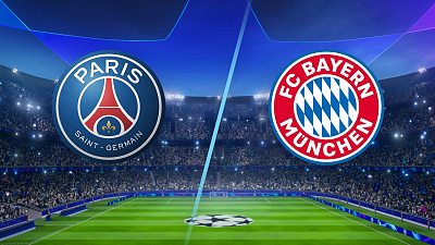 UEFA Champions League - Match Replay: Paris vs. Bayern