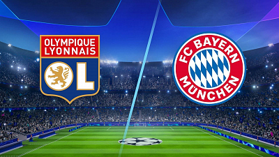 UEFA Champions League - Match Replay: Lyon vs. Bayern