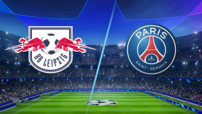 UEFA Champions League - Match Replay: Leipzig vs. Paris