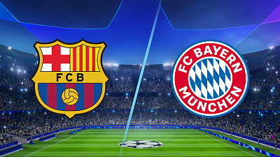 UEFA Champions League - Match Replay: Barcelona vs. Bayern