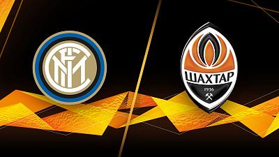 UEFA Europa League - Match Replay: Internazionale vs. Shakhtar Donetsk