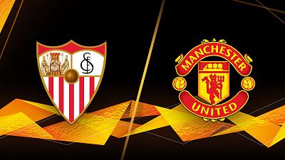 UEFA Europa League - Match Replay: Sevilla vs. Man. United