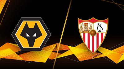 UEFA Europa League - Match Replay: Wolves vs. Sevilla