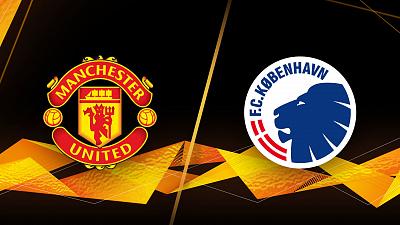 UEFA Europa League - Match Replay: Man. United vs. Copenhagen