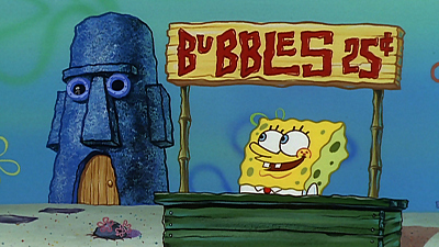 SpongeBob SquarePants - Bubblestand/Ripped Pants
