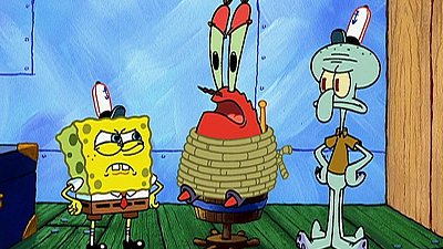 SpongeBob SquarePants - Krab Borg!/Rock A Bi-Valve