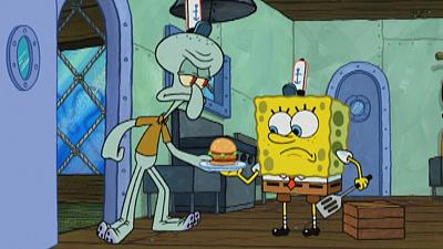 SpongeBob SquarePants - To Love A Patty/Breath of A Fresh Squidward