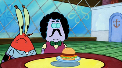 SpongeBob SquarePants - The Krusty Sponge/Sing a Song of Patrick