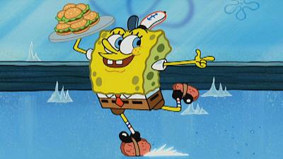 SpongeBob SquarePants - New Digs/Krabs a la Mode