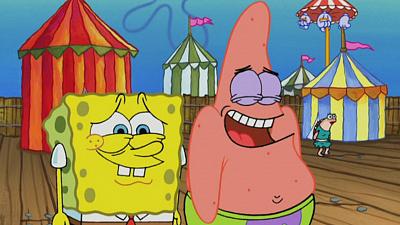 SpongeBob SquarePants - Roller Cowards/Bucket Sweet Bucket