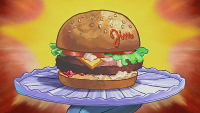 SpongeBob SquarePants - The Original Fry Cook/Night Light