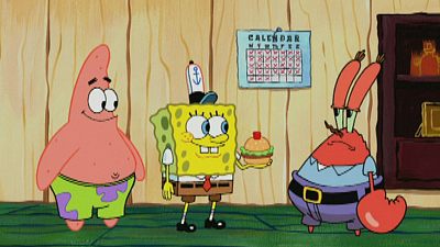 SpongeBob SquarePants - Spy Buddies/Boat Smarts/Good Old Whatshisname