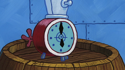 SpongeBob SquarePants - Rise and Shine & Waiting/Fungus Among Us