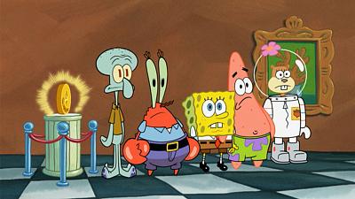 SpongeBob SquarePants - Atlantis Squarepantis
