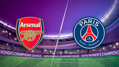 UEFA Women's Champions League - Match Replay: Arsenal vs. Paris Saint-Germain