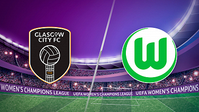UEFA Women's Champions League - Match Replay: Glasgow City vs. Wolfsburg