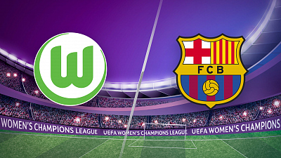 UEFA Women's Champions League - Match Replay: Wolfsburg vs. Barcelona