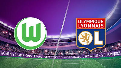 UEFA Women's Champions League - Match Replay: Wolfsburg vs. Lyon
