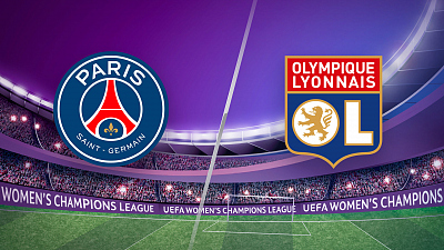 UEFA Women's Champions League - Match Replay: Paris vs. Lyon