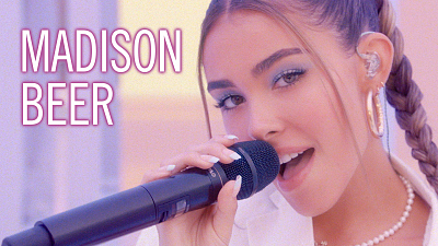 The Late Late Show with James Corden - Madison Beer: Baby