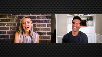 The Young and the Restless - One-On-One: Melissa Ordway And Jordi Vilasuso Interview Each Other