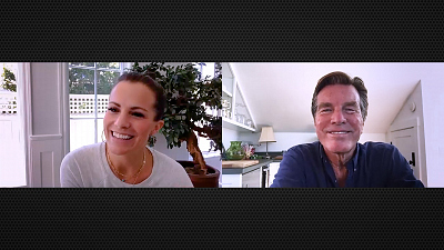 The Young and the Restless - One-On-One: Melissa Claire Egan And Peter Bergman Interview Each Other