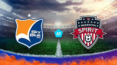 National Women's Soccer League - Match Replay: Sky Blue FC vs. Washington Spirit