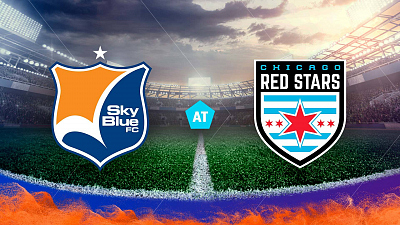 National Women's Soccer League - Match Replay: Sky Blue FC vs. Chicago Red Stars