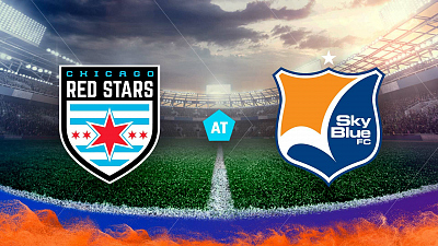 National Women's Soccer League - Match Replay: Chicago Red Stars AT Sky Blue FC