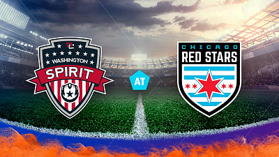 National Women's Soccer League - Match Replay: Washington Spirit AT Chicago Red Stars