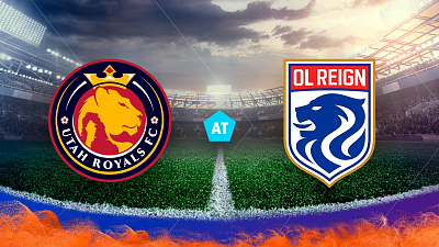 National Women's Soccer League - Match Replay: Utah Royals FC AT OL Reign