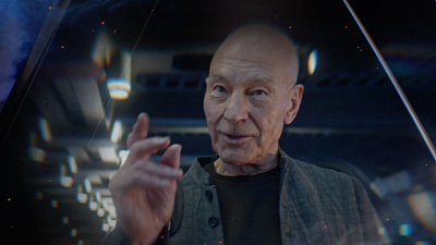 Star Trek: Picard - Star Trek Day Trailer