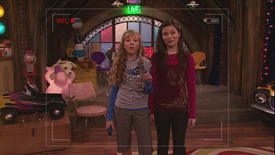 iCarly - iWant a World Record