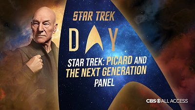 Star Trek: Picard - Star Trek Day 2020 | Picard & The Next Generation Panel