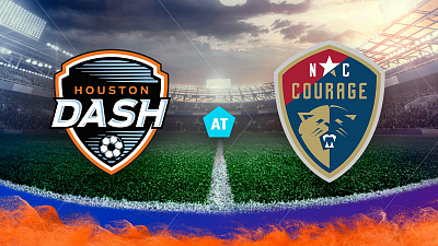 National Women's Soccer League - Match Replay: Houston Dash vs. NC Courage