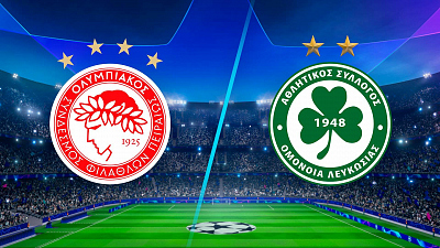 UEFA Champions League - Match Replay: Olympiacos vs Omonia