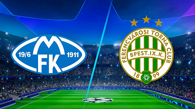 UEFA Champions League - Match Replay: Molde vs Ferencváros