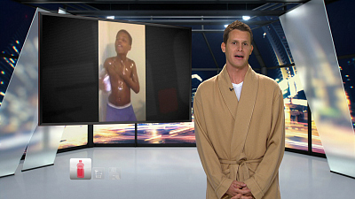Tosh.0 - May 14, 2013 - Nerf Hoops