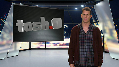 Tosh.0 - April 30, 2013 - P***y Power
