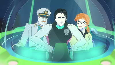 Moonbeam City - Lights! Camera! Reenaction!