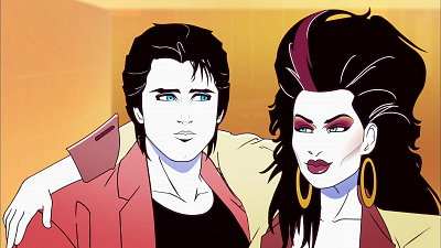 Moonbeam City - The Wedding Of Rad (Lie)