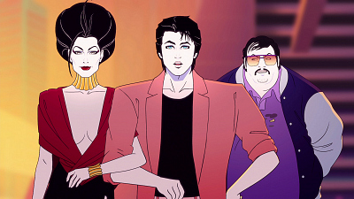 Moonbeam City - Cop Con