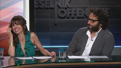 The Jeselnik Offensive - Jason Mantzoukas & Natasha Leggero