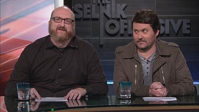 The Jeselnik Offensive - Brian Posehn & Doug Benson