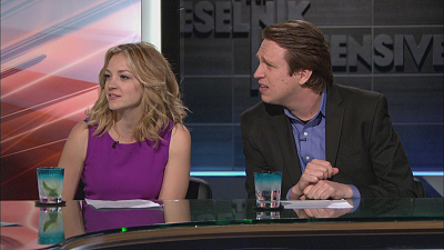 The Jeselnik Offensive - Pete Holmes & Abby Elliott