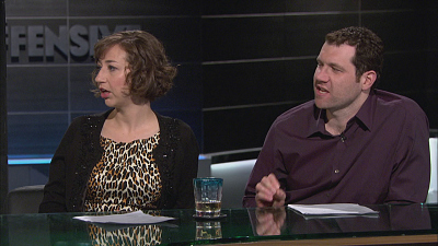 The Jeselnik Offensive - Kristen Schaal & Billy Eichner